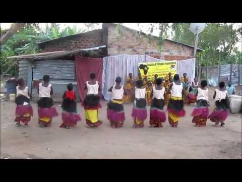 Best African Traditional Dance - A Must See!!! Sanyu Children's Choir Uganda