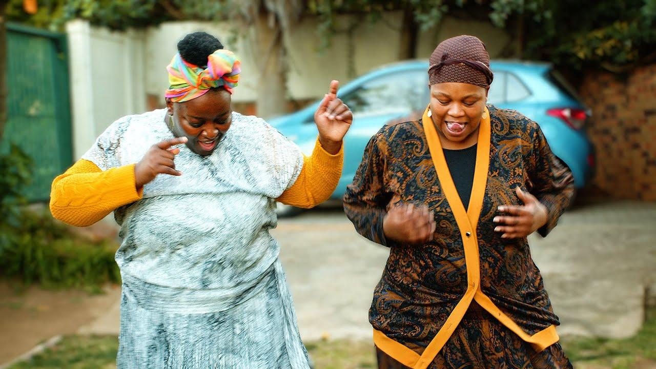 Master KG Jerusalema Dance Challenge by Mama Nells