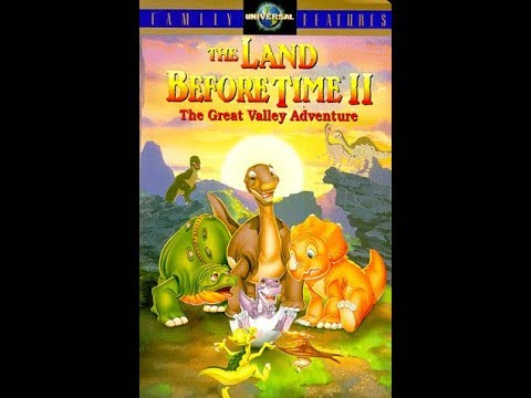 The Land Before Time II: The Great Valley Adventure Movie Review