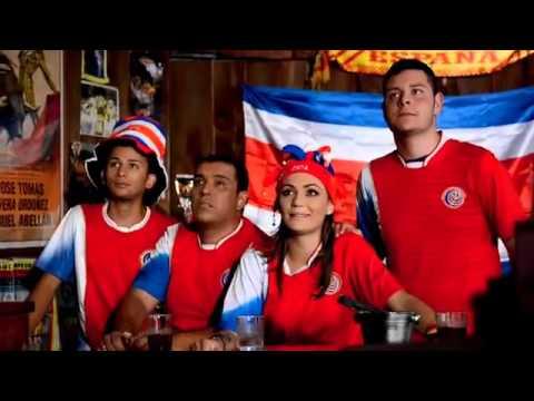 Freddy Alvez - Vamos Todos Los Ticos - Nueva Cancion Sele Costa Rica