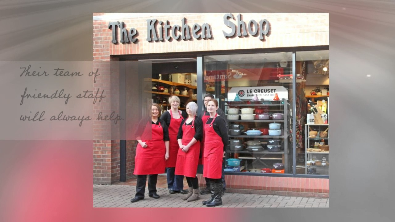 Introducing The Kitchen Shop   Cook Shop In Lichfield