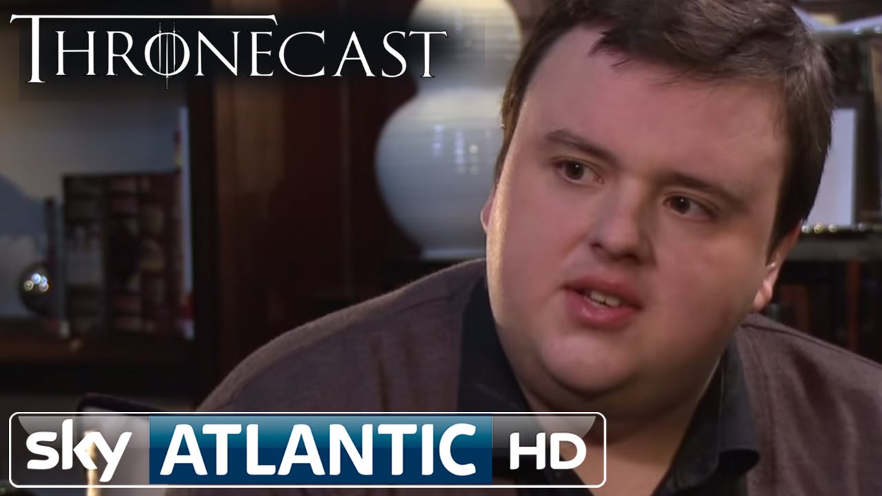 Game of Thrones Samwell Tarley: John Bradley Thronecast ...