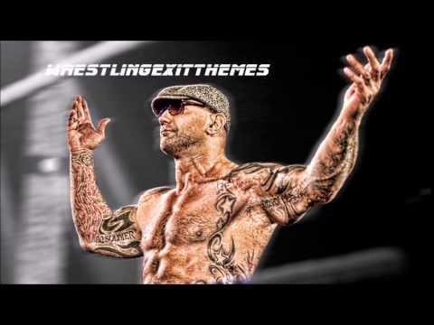 WWE : Batista Theme Exit