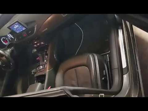 DIY Audi A6/A7 cabin air filter replacement