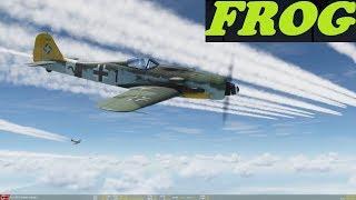 FW190D9, B17G, P51D (DCS NORMANDY)