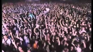 "crowd sings ""Breaking The Law"" - Halford - rock in rio 3"