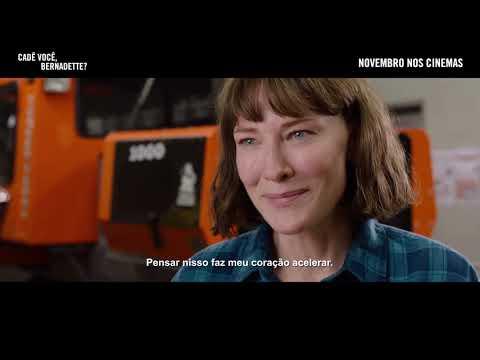 Cadê você, Bernadette? | Trailer Oficial Legendado
