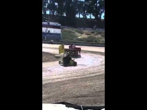Qrc Outlaw kart Race at Santa Maria Speedway