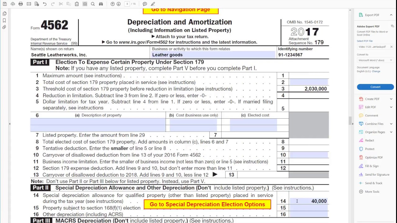 maxresdefault  Form Examples For Corporation on balance sheet column example, corporation tax, m1 example, blue tax, tax return extension, line 26 worksheet, line 3-0 loss, irs tax, voucher printable,