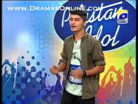 Ali Asad Pakistan Idol  Karachi auditions