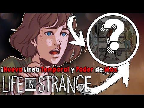 Life is Strange : Comic #2 - ¡Una Nueva Linea Temporal y Poderes de Max! [Discusión | Español] thumbnail