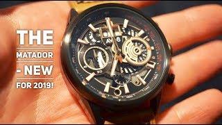 AVI-8 4056 HAWKER HARRIER II MATADOR WATCH REVIEW