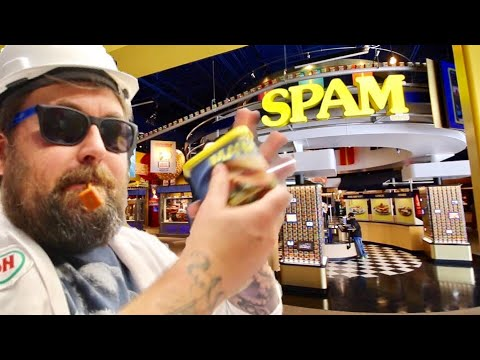 The Spam Museum / Unusual and Interactive Attraction