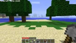 One of EthosLab's most viewed videos: Let's Play Minecraft - Episode 1: It Begins!