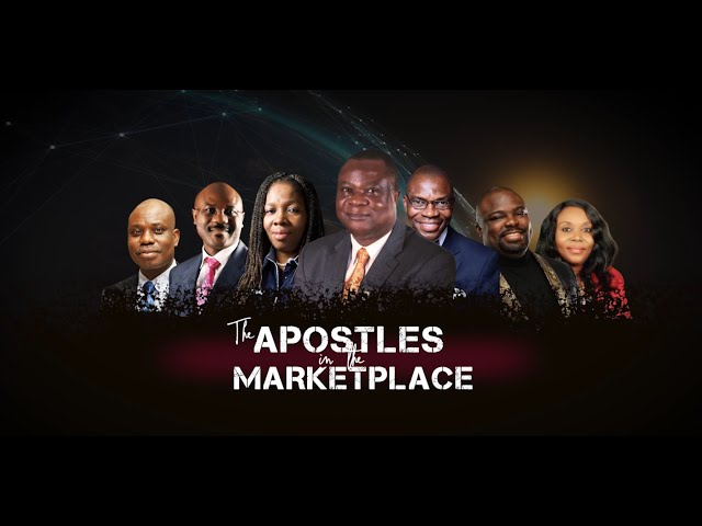 APOSTLES IN THE MARKET PLACE