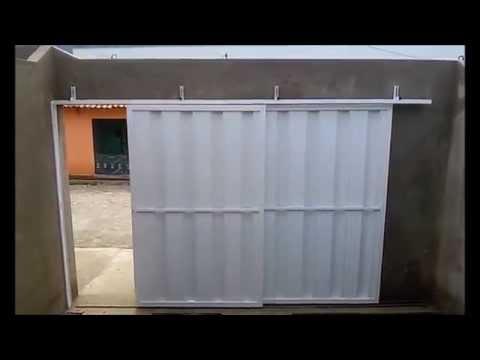Fi Metal 250 Rgica Port 227 O Deslizante De Duas Bandas Youtube