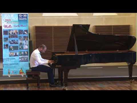Pedro Gomes - Rachmaninoff Prelude D flat Major Op.32