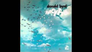 Donald Byrd ~ Fancy Free