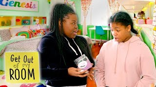 Slime Room Tour! Teen Gets DIY Slime Lab! | Get Out Of My Room | Universal Kids