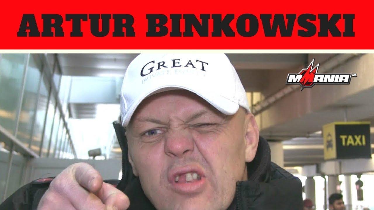 """Oto Artur """"Art"""" Binkowski. Ten wywiad sprawi, że w waszym życiu już nic nie będzie takie samo"""