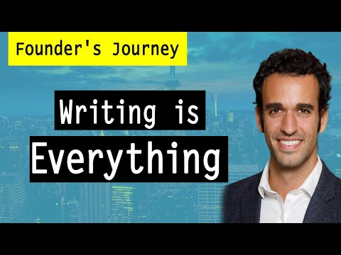 Writing is Everything | Miguel Fernández from Capchase