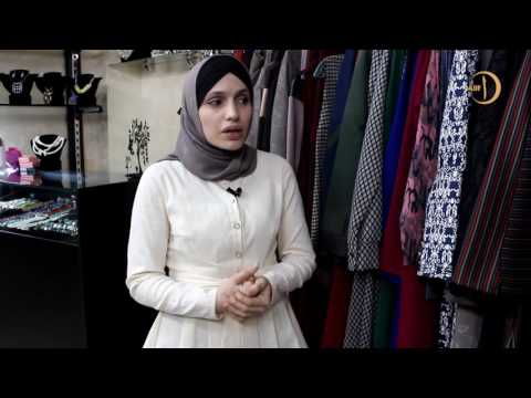 Исламская одежда покоряет Дагестан!