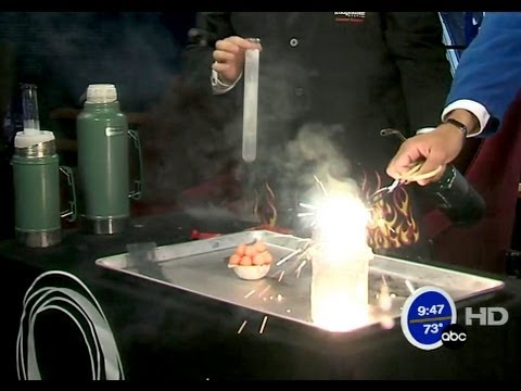 Combustion using liquid oxygen