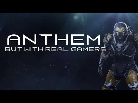 If Anthem's Trailer Was Played By Real Gamers
