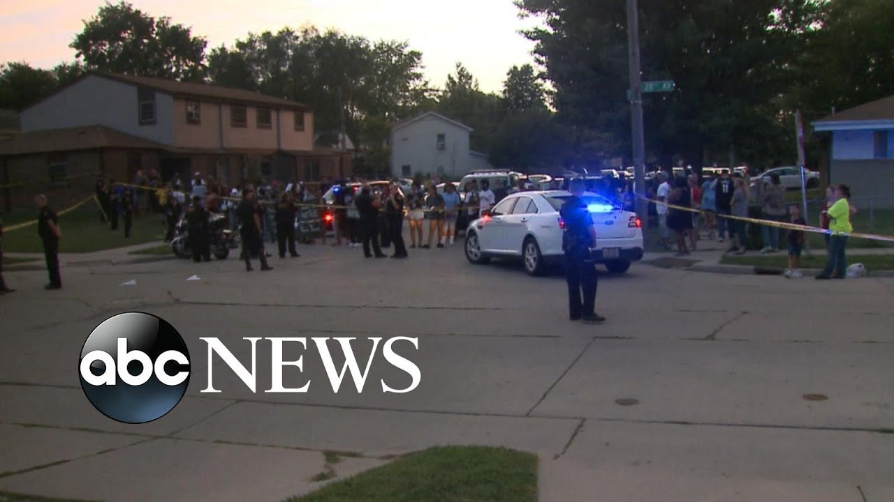 Black man shot dead by police in Philadelphia, sparking heated ...