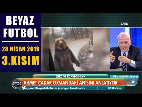 (..) Beyaz Futbol 28 Nisan 2019 Kısım 3/4 - Beyaz TV