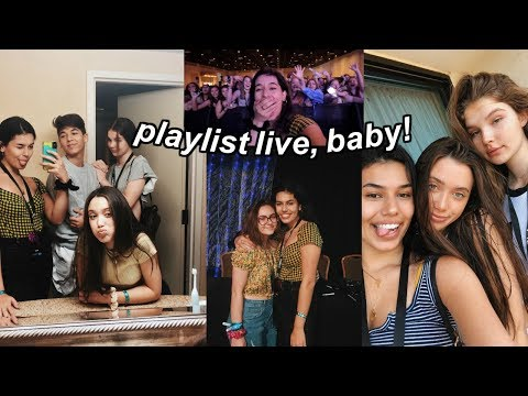A Wild Weekend With Youtubers At Playlist Live