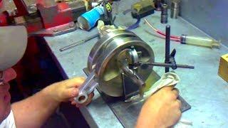 BALANCING Motorcycle CRANKSHAFT ? : Heres how the Easy Way... //:-)
