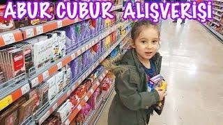 Abur Cubur Alışverişi Yaptık | Asya 'nın Dünyası Eğlenceli Çocuk Videoları