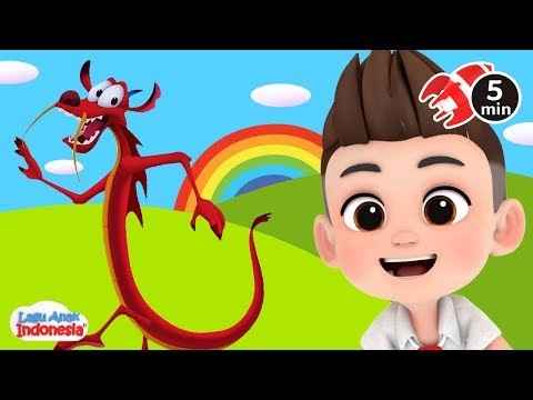 Ular Naga - Permainan Ular Naga - Lagu Anak Indonesia