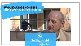 Heiligenfelder Behandlungskonzept für Ärzte und Therapeuten