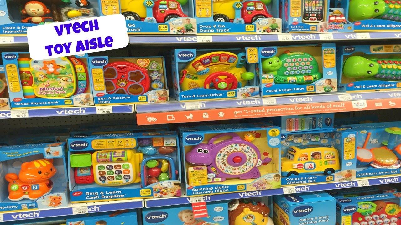 Boy Toys Toys R Us Aisles : Vtech toy aisle at toysrus youtube