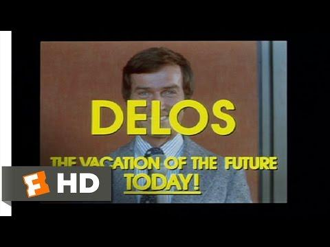 Westworld (1/10) Movie CLIP - Delos Commercial (1973) HD