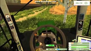 Farming Simulator 2013-Oranje njive
