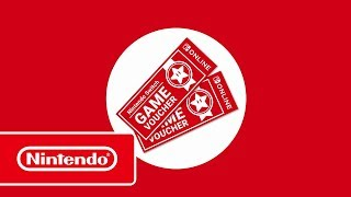 Introducing Nintendo Switch Game Vouchers!