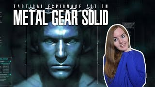 OMG THIS IS AMAZING! | Metal Gear Solid 1998 Intro - Remake 2018 Reaction