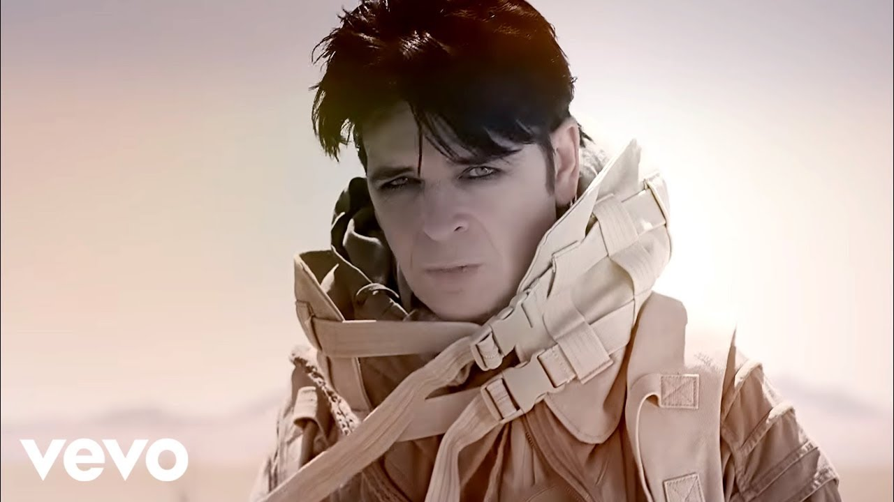 Gary Numan - My Name Is Ruin (Produced by Ade Fenton)