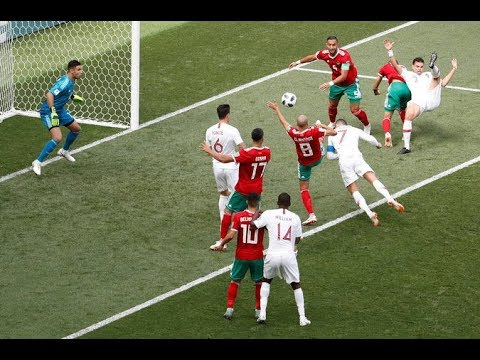 portugal-vs-morocco-1-0---all-goals-&-highlights---20/06/2018-hd-world-cup-(fh-from-stands)