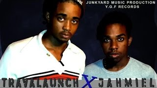 Travalaunch & Jahmiel - Wise Up - January 2015