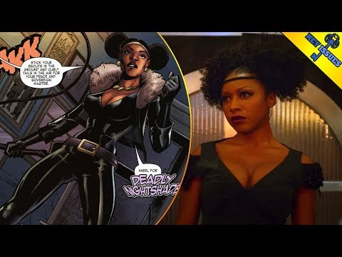 Comic Book Origins: Nightshade  Luke Cage Villain Explained