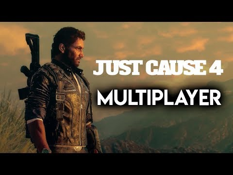 Will Just Cause 4 Have Multiplayer? | JC 4 Multiplayer Mod