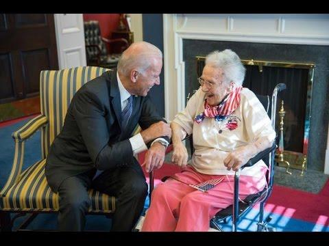 Oldest American woman veteran Lucy Coffey dies at 108