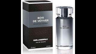 Karl Lagerfeld - Bois de Vétiver (2017) fragrance review