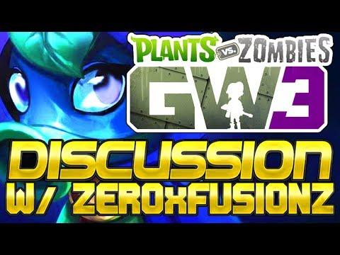 Plants vs. Zombies Garden Warfare 3 Hints, Leaks & Wishlist Discussion w/ ZEROxFUSIONZ
