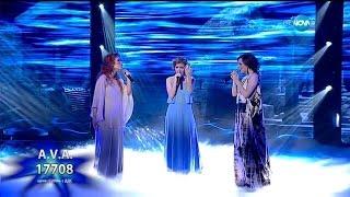 A.V.A. - Horchat Hai Caliptus - X Factor Live (08.12.2015)