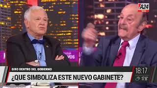Campolongo mano a mano con Julio Bárbaro y Gustavo Lazzari - Viviana con Vos (20/09/2021)